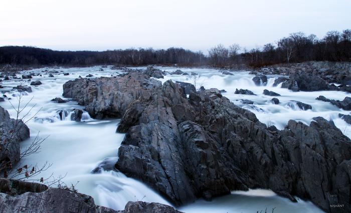 Great Falls VA [OC] 5051x3060
