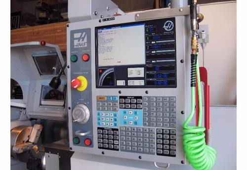 Haas cnc lathe G10 Programmable Offset Setting G-code allows