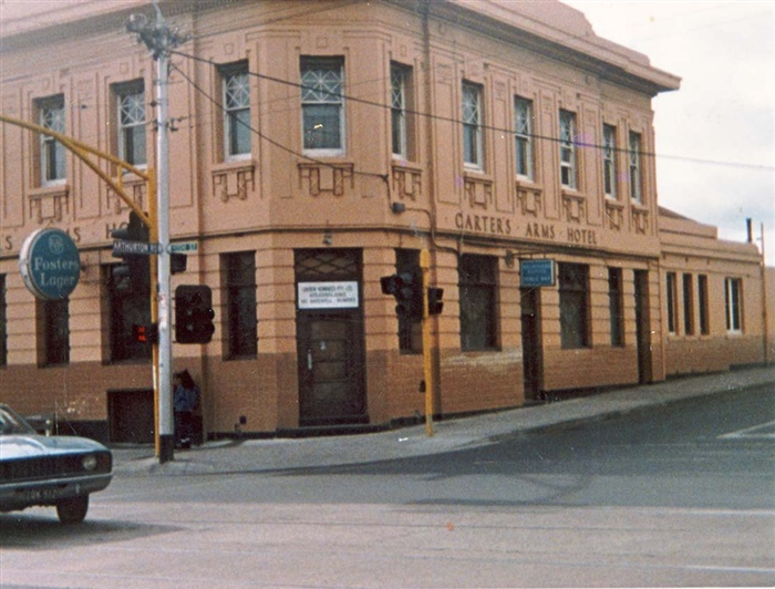 Darebin Heritage Carter S Arms Hotel C 1985 Melbourne Suburbs Historic Homes Hotel Building