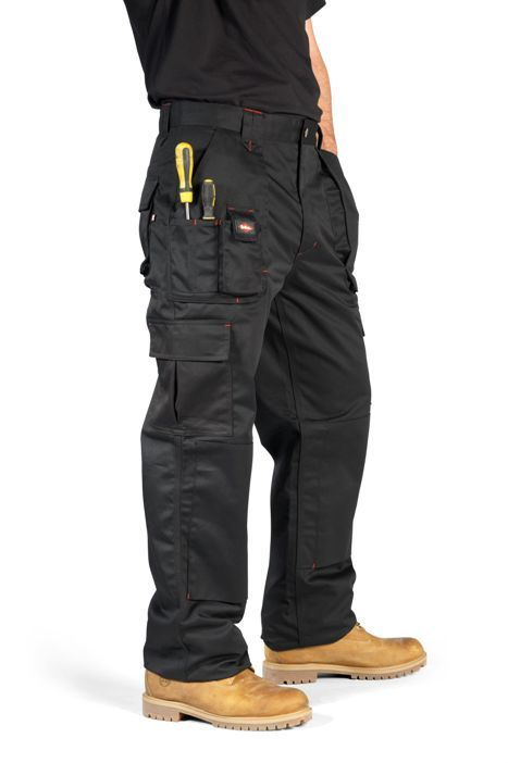 fe437f61fa LEE COOPER WORK WEAR CARGO TROUSERS PANTS KNEE & MUTLI TOOL POCKETS - ALL  SIZES | eBay