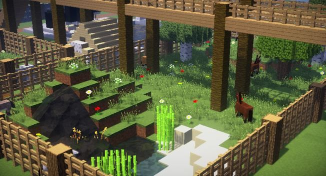Minecraft Zoo Map Minecraft Texture Packs Mods Tools Maps