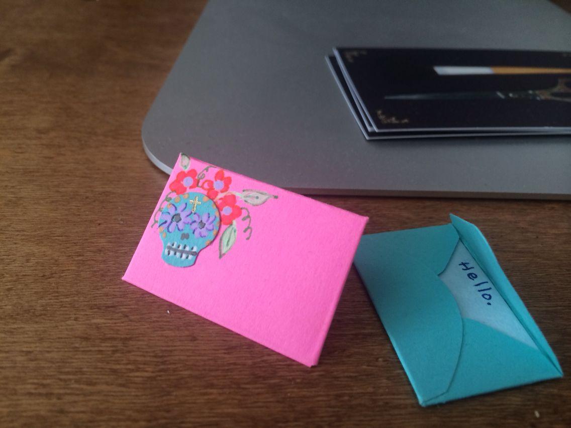 # #mini #handmade #envelopes
