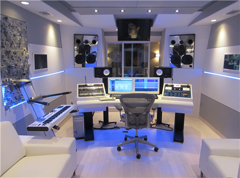 Custom Recording Studio Furniture Scs Studio Room Design Music Studio Room Home Studio Setup