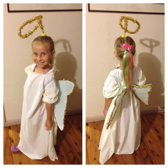 35++ Angels dress up information