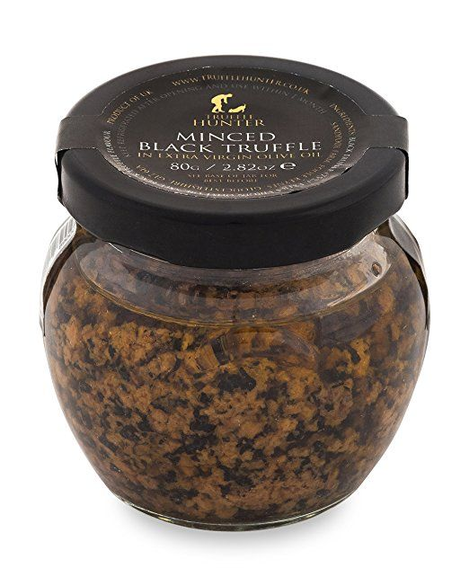 TruffleHunter Minced Black Truffle (80g) -£16.00