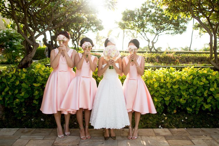 Joanna & Edmund's destination wedding at the Four Seasons Maui is stylish, elegant & overflowing with unique details that will make your jaw drop. -  Joanna Tano Photography
