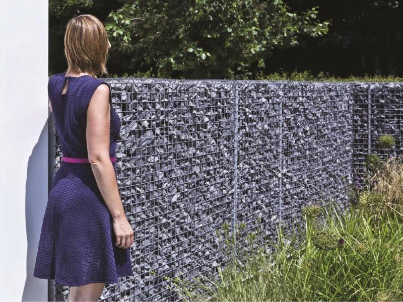 ECCOfence KIT steenkorven met Belgisch Blauw