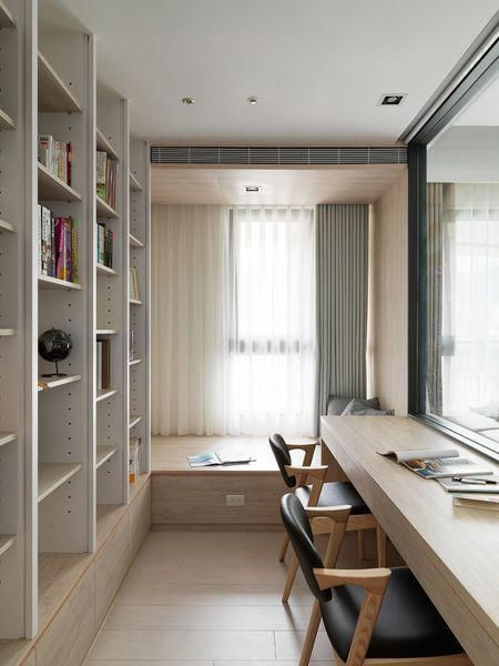 Officedesigns small study area areas home office design designs also best modern interiors ideas pinterest rh