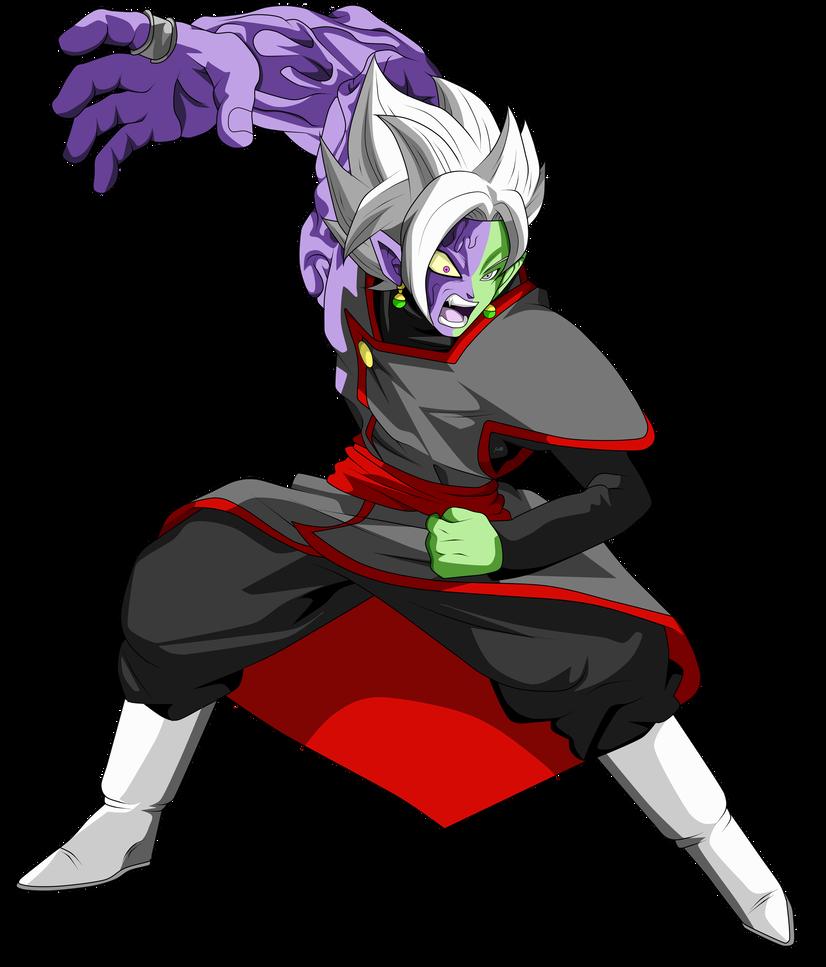 Merged Zamasu By Chronofz Merged Zamasu Dragon Ball Art Dragon Ball