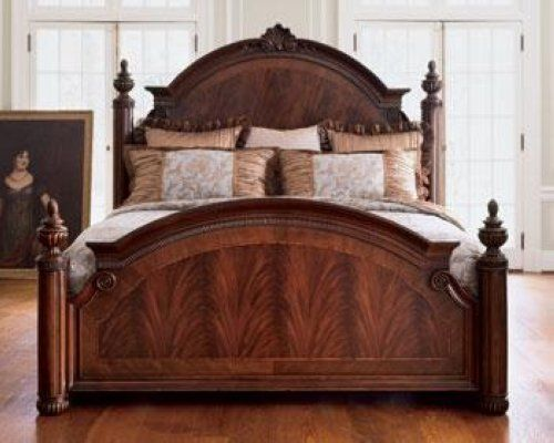 Thomasville Furniture Kent Park California King Mansion Bed