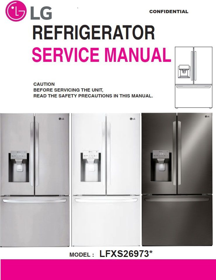 How To Adjust Refrigerator Door To Close