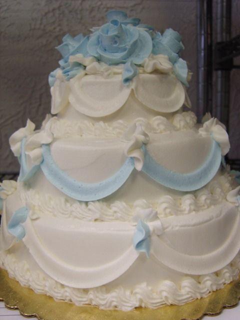 Mini 3 Tier Cake From Oakmont Bakery