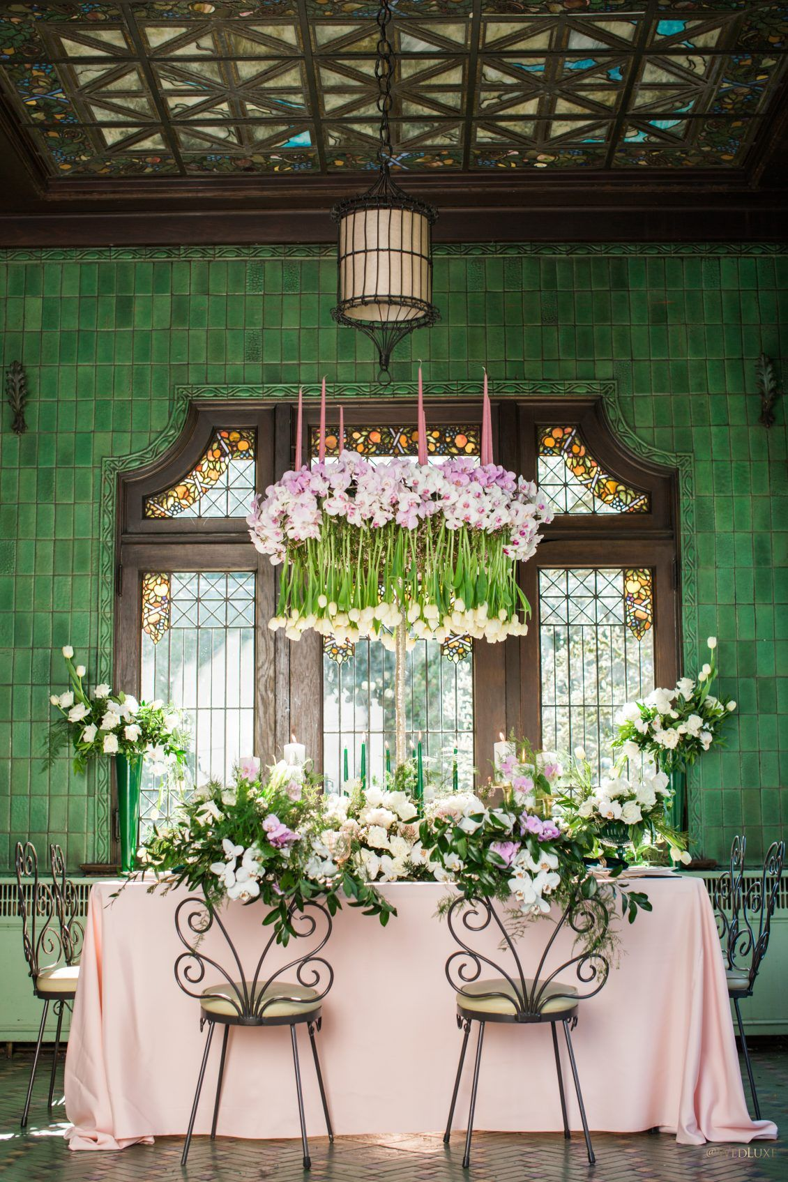 Nightwatch Green Simple elegant wedding, Ceremony