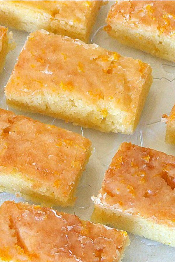 Paula Deen's Orange Brownies Recipe Brownie recipes