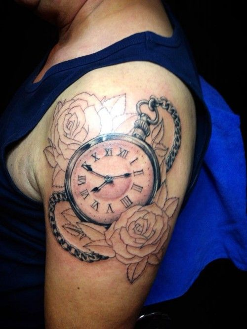 simple clock tattoo designs clock tattoo designs our top