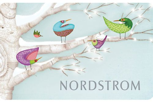 $50 Nordstrom Gift Card #Giveaway!