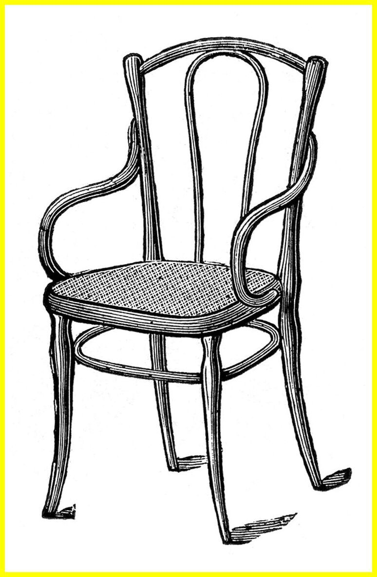 53 Reference Of Vintage Chair Illustration In 2020 Vintage Chairs Antique Images Clip Art Vintage
