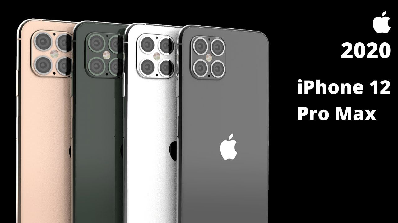 2020 iPhone 12 Pro Max Trailer | Iphone, Apple iphone, Apple technology