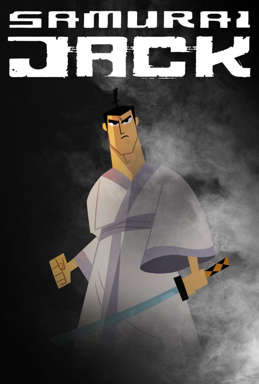 Samurai Jack Is Headed To Movie Theaters Samurai Jack Ashi