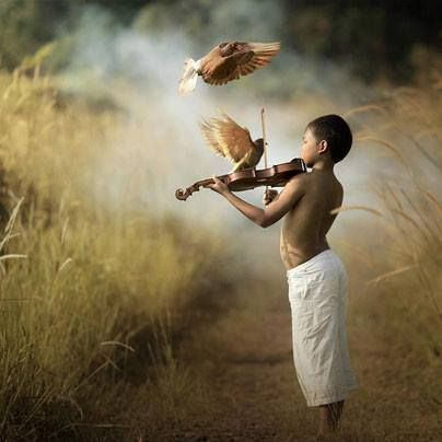 #CitationDuJour  « Quand on est heureux, on apprécie la musique. Mais quand on est triste, on comprend les paroles. » Frank Ocean