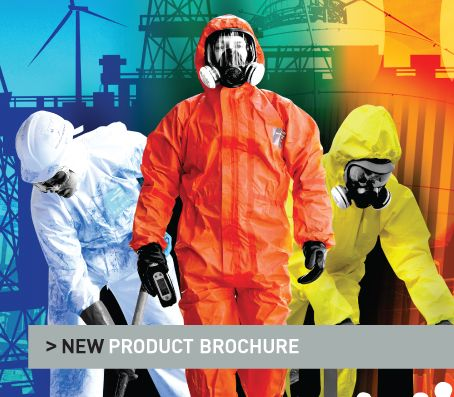 Chemical Protective Clothing Suits and Accessories