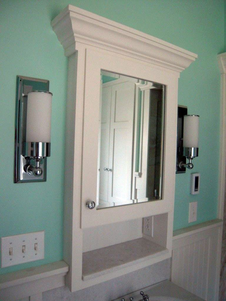 Restroom Storage Cabinets That Will Assist You Keep Every Thing Organized Recessed Medicine Cabinet Medicine Cabinet Mirror Medicine Cabinet Ideas