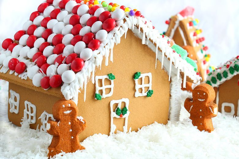 On the night before Christmas, create a delicious gingerbread house adorned with PEEPS Gingerbread Flavored Marshmallow Gingerbread Men, Chocolate Mousse Flavored Marshmallow Reindeer, Marshmallow Snowmen and Marshmallow Trees – just like @roxanasbaking's great display of #PEEPSONALITY! #flavoredmarshmallows On the night before Christmas, create a delicious gingerbread house adorned with PEEPS Gingerbread Flavored Marshmallow Gingerbread Men, Chocolate Mousse Flavored Marshmallow Reindeer, M #flavoredmarshmallows