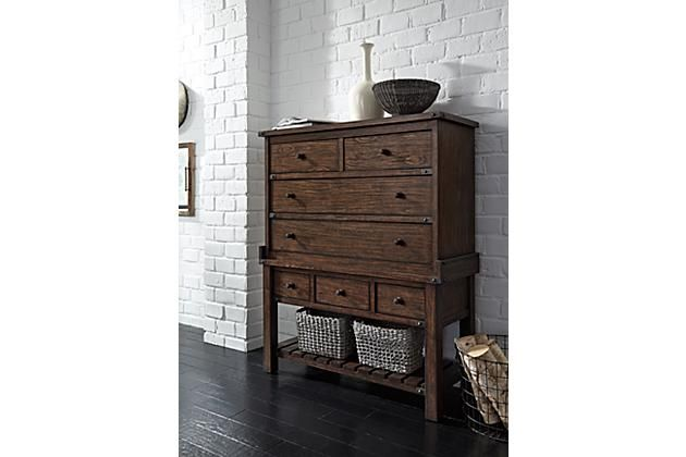 Zenfield Chest Of Drawers Chest Of Drawers Drawers Decorative Storage Baskets