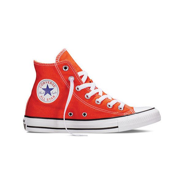 Converse Chuck Taylor All Star High Top Sneaker - My Van Is On Fire.
