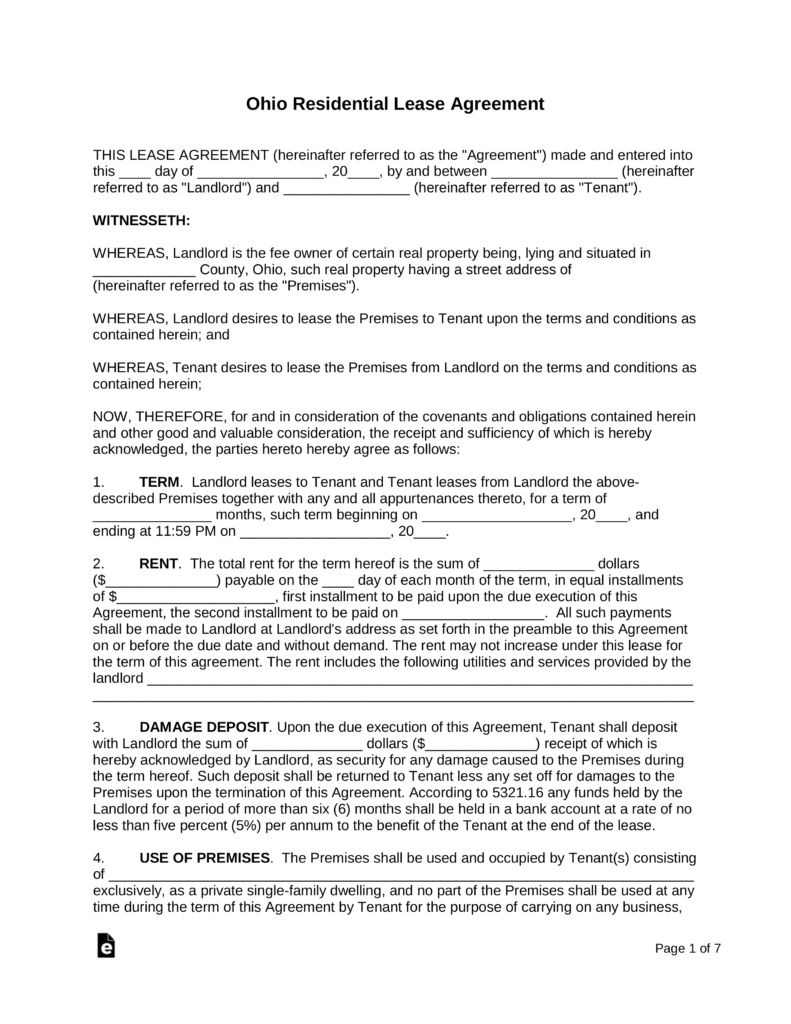 39++ Lease non renewal letter florida inspirations