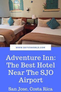 Adventure Inn The Best Hotel Near The Sjo Airport South