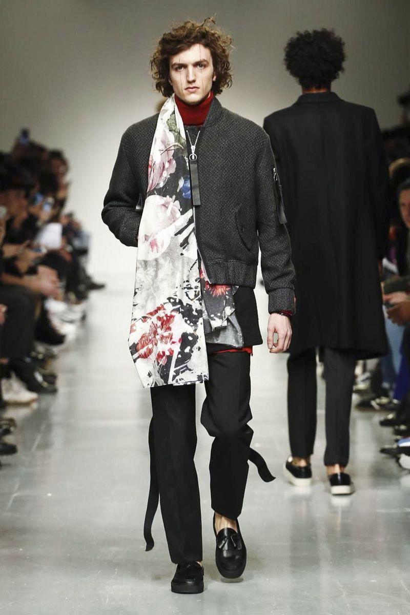 Matthew Miller Fashion Show Menswear Collection Fall Winter 2017 in London 74e83e0e745