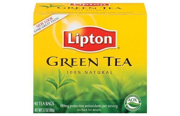 Diet lipton green tea peeing foto 359
