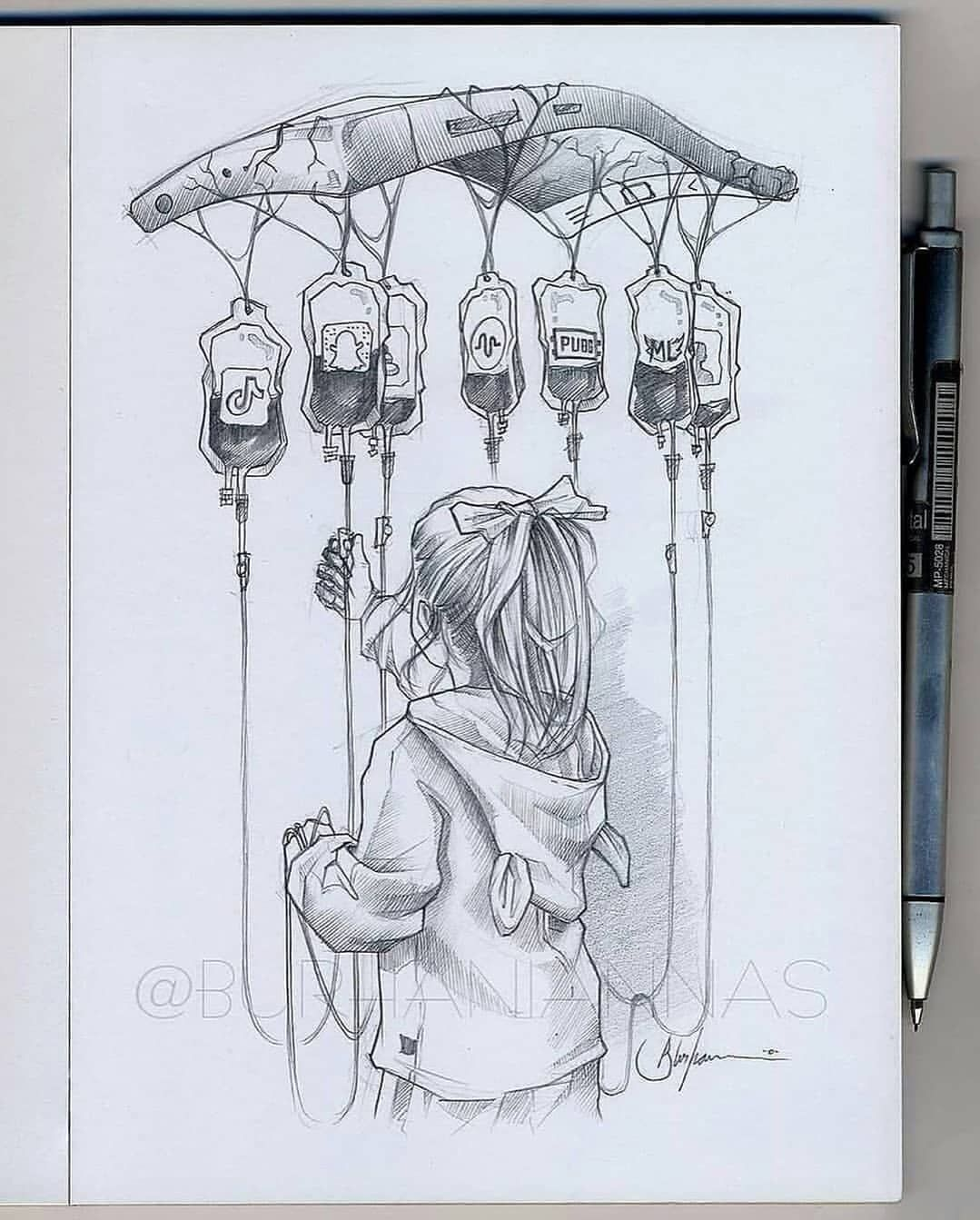 Behind The Scenes By Arts Promote Meaningful Drawings Art Drawings Sketches Simple Art Sketches