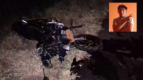 NONATO NOTÍCIAS: POLICIAL: JOVEM MORREU AO COLIDIR MOTO CONTRA CARR...