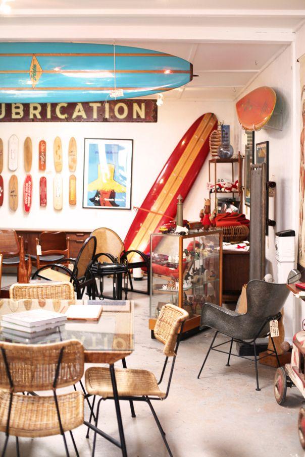 Shop The Street Abbot Kinney Boulevard Venice Magasin De Surf Idees Pour La Maison Maison