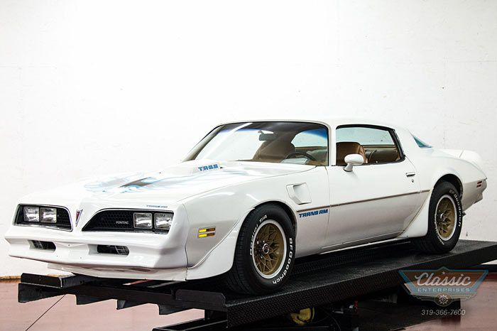 1978 Pontiac Trans Am FireAm Fully Restored Click to Find out more - http://fastmusclecar.com/1978-pontiac-trans-am-fiream-fully-restored/ COMMENT.