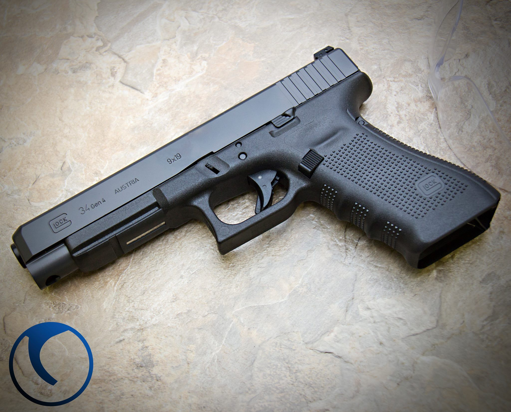 The Glock 34 Gen 4 | Glock at Blue Ridge Arsenal | Guns, Hand guns