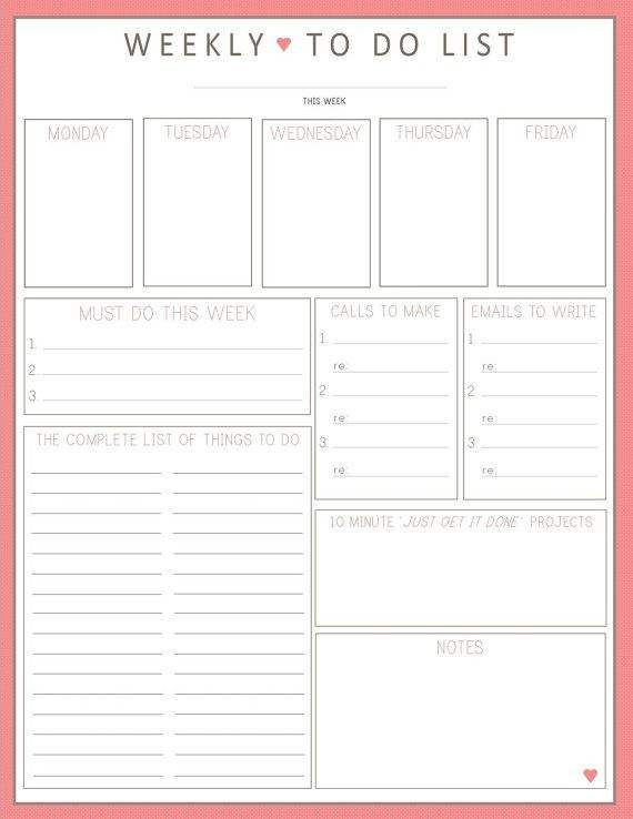 Pin By Luuvingmusic On Planner Templates    Planner