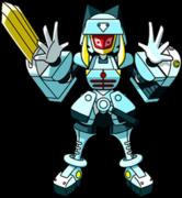 pin by letraleth paverst on メダロット robot animal sabertooth anime