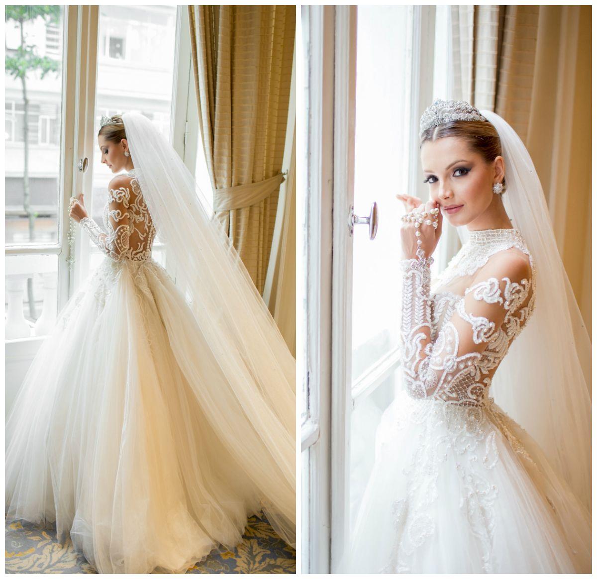 LookBook: vestido de noiva para se inspirar - IC