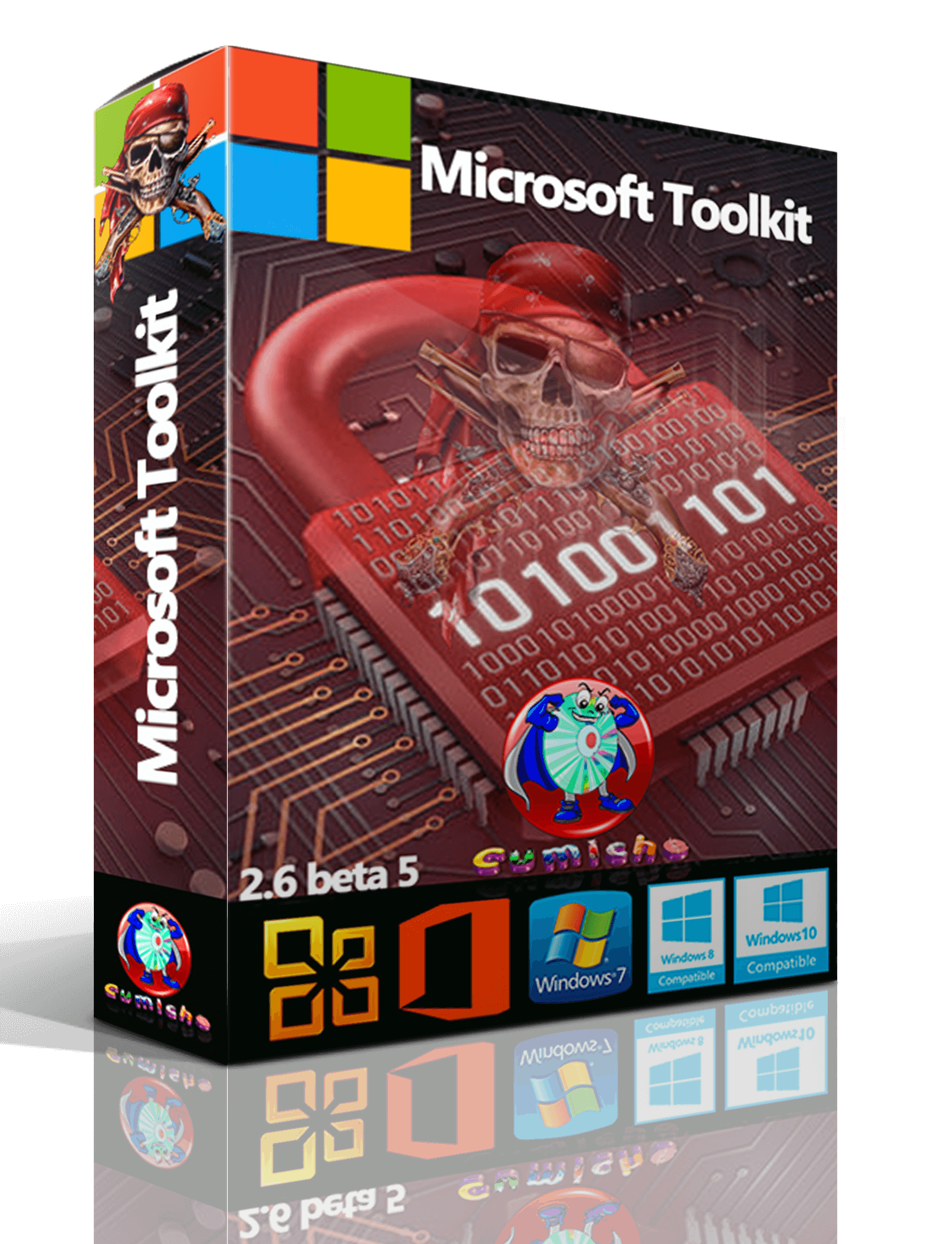 Microsoft Toolkit 2 6 For Ms Windows & Office Activation | winrar in