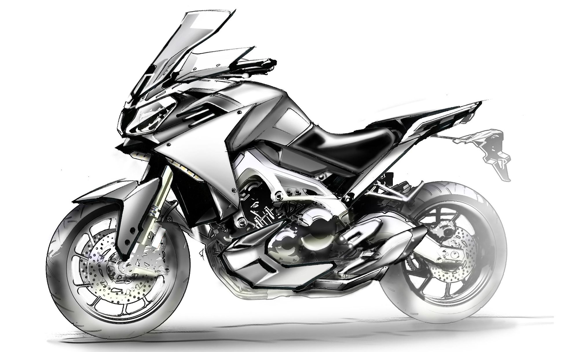 потому, картинка мотоцикла для печати добры, расскажите, как