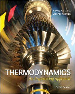 Thermodynamics : an engineering approach / Çengel, Yunus A.