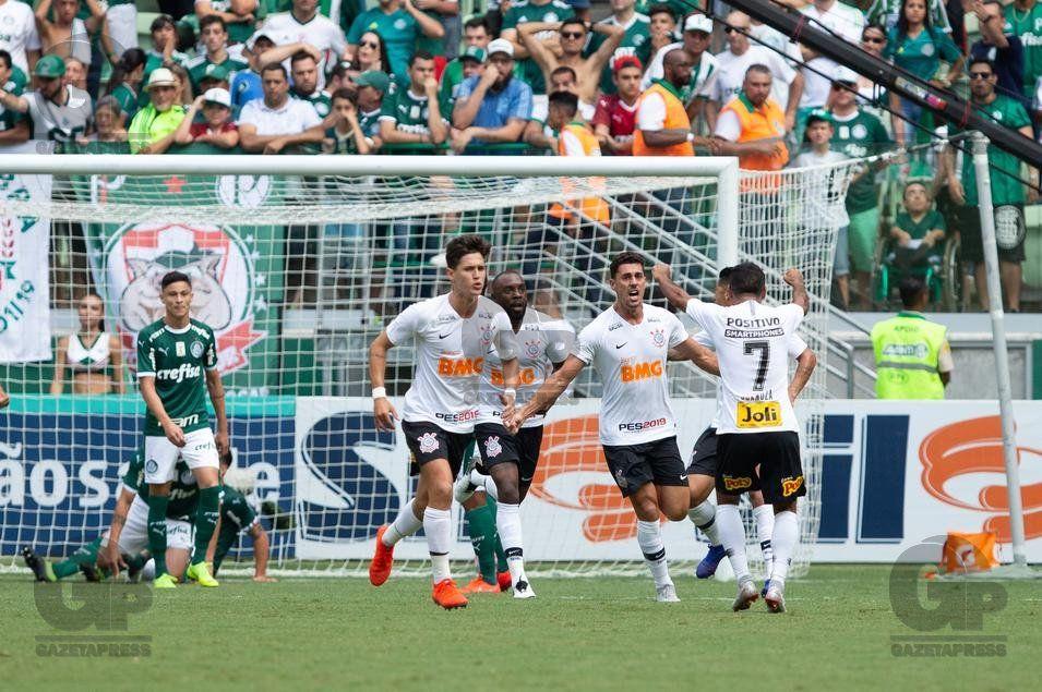 Campeonato Paulista 2019 Palmeiras X Corinthians Campeonato Paulista Paulista Palmeiras