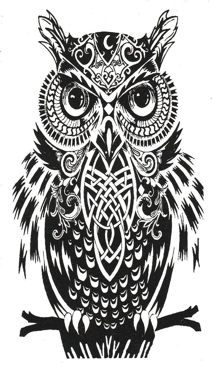 Temporary Tattoos eBay Health & Beauty Owl