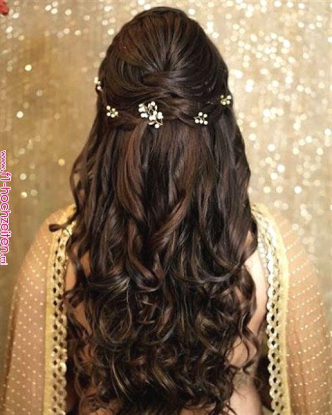 Orange The Salon Quot Portfolio Quot Album Bridal Hairstyle For Long Hair Bridal Wedding Hair Hair Styles Long Hair Styles Wedding Hairstyles For Long Hair