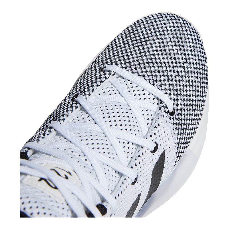 0503edfca adidas Boys  Pro Bounce Madness Grade School Basketball Shoes -  White Grey Core