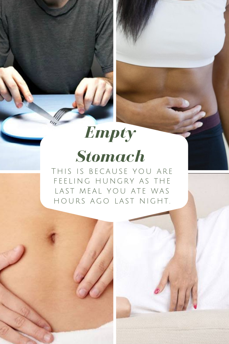 Stay empty stomach #fitness #healthtips #stomach