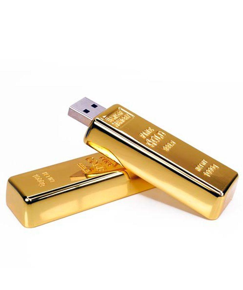 Regalos que encantan: Memoria USB Lingote Balvi en Dekosas.